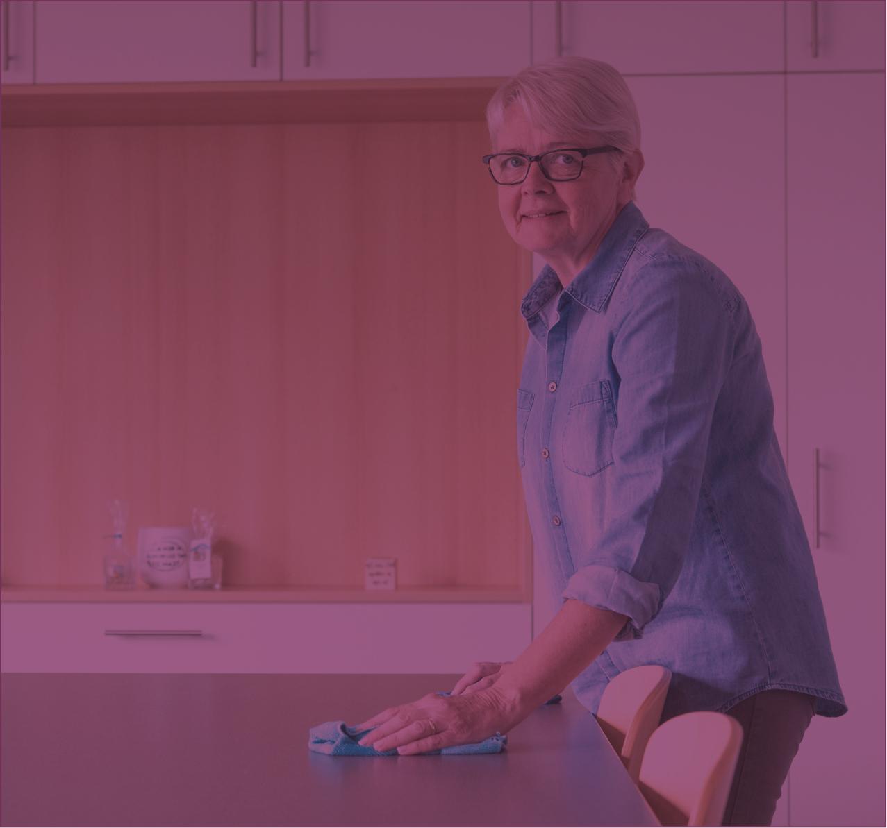 Image Huishoudelijk werk met dienstencheques